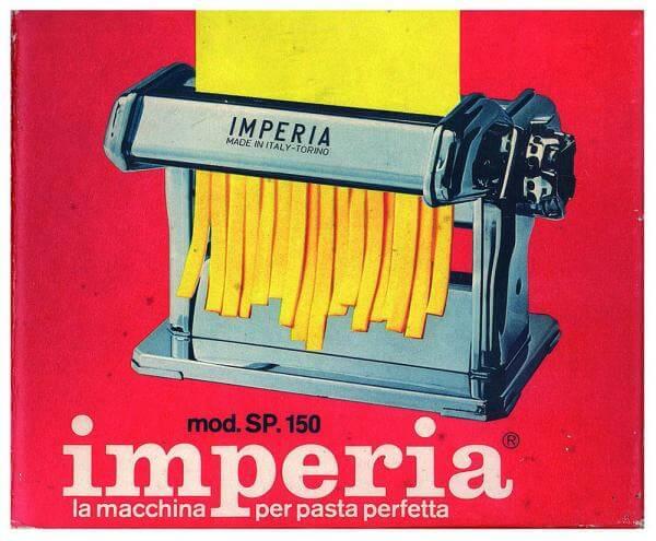 Imperia le macchine per la pasta fatta in casa - Macchine per pasta in casa ...