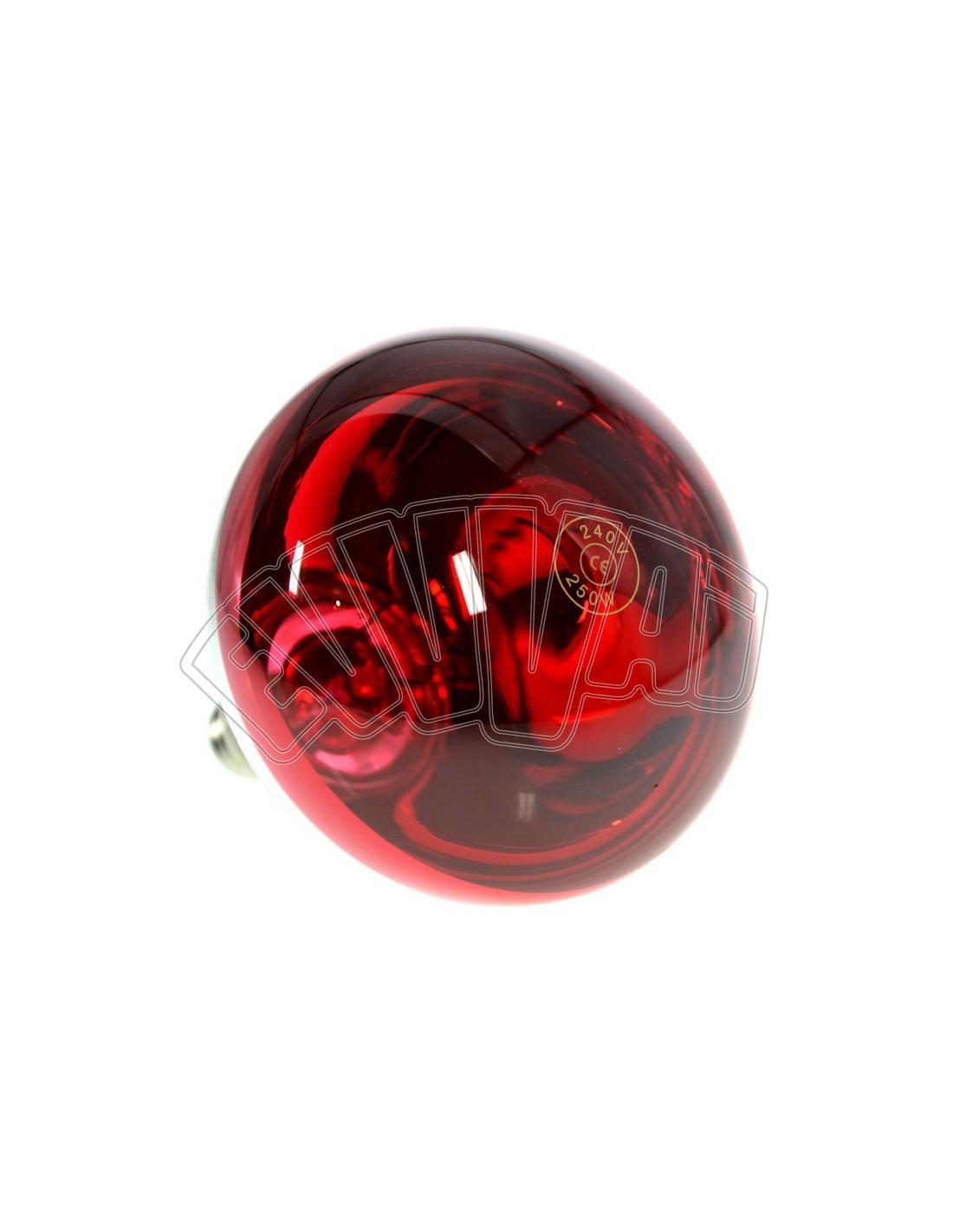 250w lampada infrarossi rossa e27 riscaldamento pulcini ForLampada Infrarossi Riscaldamento Pulcini