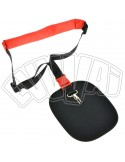 SHOULDER STRAPS with LATERAL PROTECTION 1 SHOULDER BRACES GARDEN BRUSH CUTTER