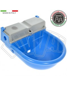 DRINKER IN PL-4 LT WALL WITH FLOAT FOR AUTOMATIC WATER ANIMALS