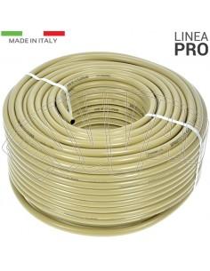TUBO PVC ALTA PRESSIONE DIAM 10 X 15 MM – 20 BAR – 100 MT PER IRRORAZIONE ARIA