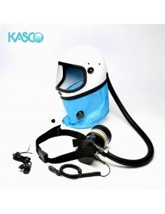 K80S T9 ZA2P3 RESPIRATORE COMPLETO ELETTROVENTILATO ELETTRORESPIRATORE KASCO