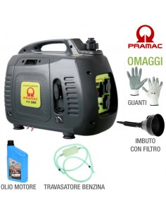 CURRENT INVERTER GENERATOR POWERMATE PORTABLE GENERATOR 2000 SME