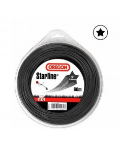 OREGON STARLINE 3 MM x 60 MT FILO DECESPUGLIATORE
