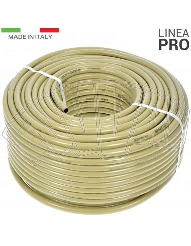 PVC PIPE HIGH PRESSURE DIAM 8 X 13 MM– 20 BAR– 100 MT FOR AIR SPRAYING