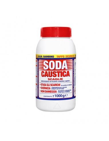 DETERGENTE SODA A SCAGLIE 1KG...