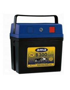 B300 ELETTRIFICATORE RECINTI A BATTERIA 9 V RANCH AMA - 0,3J