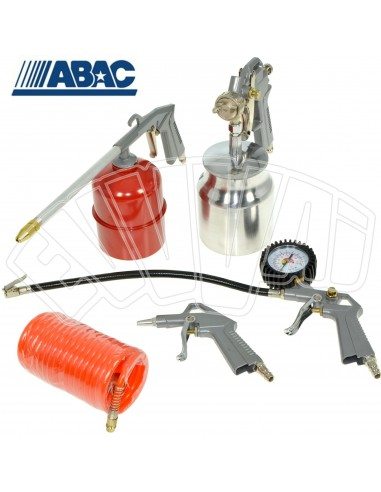KIT 5 ACCESSORIES FOR COMPRESSED AIR...
