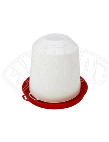 10 LT- SIPHON POTABLE CREUX POUR POULETS / NOVITAL