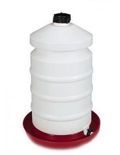 20 LT - SELF WATERER DRINKING FOR CHICKEN, HEN, POULTRY / NOVITAL