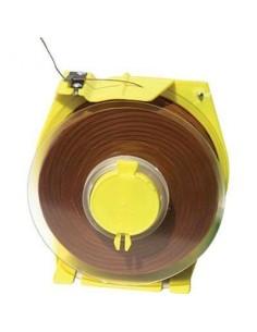 500 MT BOBINA PVC CON TRACOLLA FILO LEGATRICE MANUALE/ELETTRONICA TIEFIX