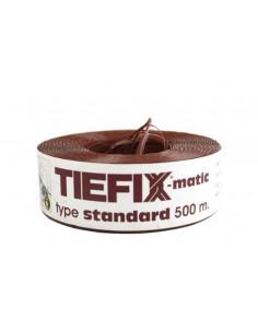 500 MT BOBINA PVC PER TRACOLLA LEGATRICE MANUALE/ELETTRONICA TIEFIX