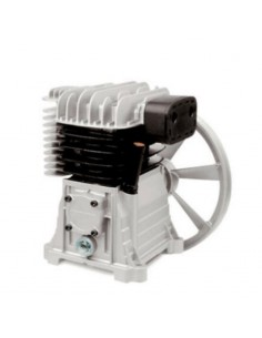 ABAC GRUPPO POMPANTE 320 L/MIN PER COMPRESSORE ARIA B2800B CON COLLETTORE DI RAFFREDDAMENTO + OMAGGIO