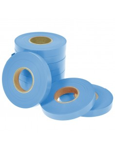 NASTRO BLU SP. 0,15 MM X 26 METRI - 10 PZ
