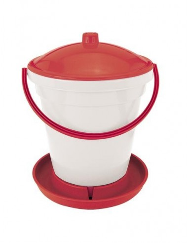 18 LT-AUTOMATIC WATERER FOR CHICKS, CHICKEN - NOVITAL