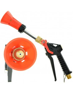 LANCE PIPE THUNDER GUN WITH NOZZLE DIAM 1.5 / 2.5 PUMP FOR SPRAYING