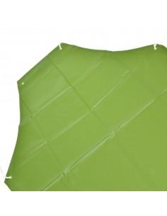 90 X 100 GREMBIULE VERDE IN PVC ANTISTRAPPO IMPERMEABILE VENDEMMIA RACCOLTA UVA