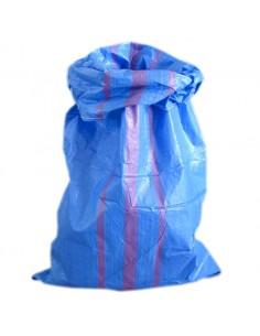 100 KG-70 X 120 CM - BLUE SET 50 BAGS AGRICULTURAL HARVEST - BAGS FOR OLIVES