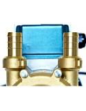 20 MM - 0,5 HP - ELETTROPOMPA BISENSO IN OTTONE POMPA TRAVASO LIQUIDI ACQUA VINO