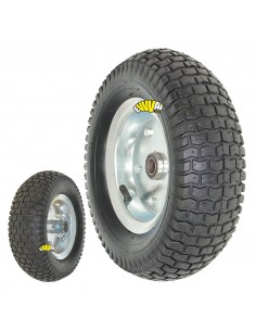 4 capas de cubo de rueda acero neumático 13 X 5 – repuesto carro 20 x 80