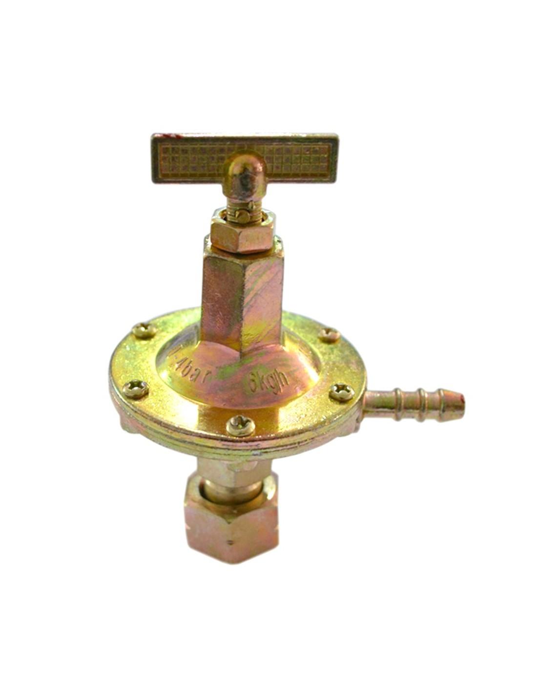 Regolatore alta pressione per bombola fornellone gas gpl - Bombola gas cucina ...