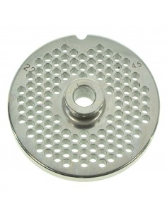 4,5 MM HOLES - PLATE FOR MINCER TC 22 - STEEL BLADE REBER