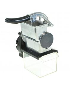 REIBE OPTIONEN FUR 500 - 600 - 1200 W MOTOR FLEISCHWOLF TOMATE PRESSE REBER