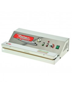 290 W - 43 CM - PROFESSIONAL STEEL VACUUM MACHINE - REBER