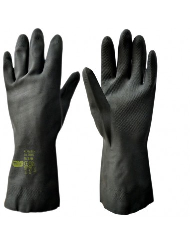 60 PAIRS WORK GLOVES SZ L-9 SAFETY PROTECTIVE NEOPRENE