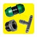 IRRIGATION AND COMPRESSION FITTINGS