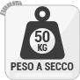 Peso a secco 50 Kg