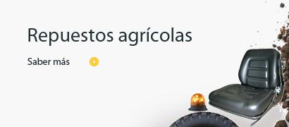 Repuestos agrícolas