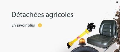Détachées agricoles