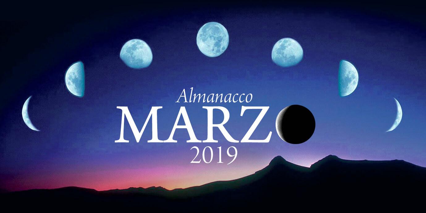 Almanacco Marzo 2019